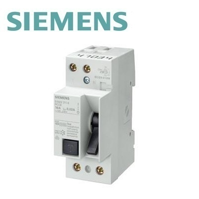 Picture for category RCBO Siemens