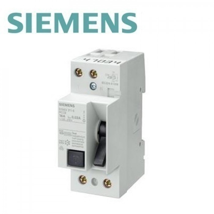 Picture for category RCCB Siemens