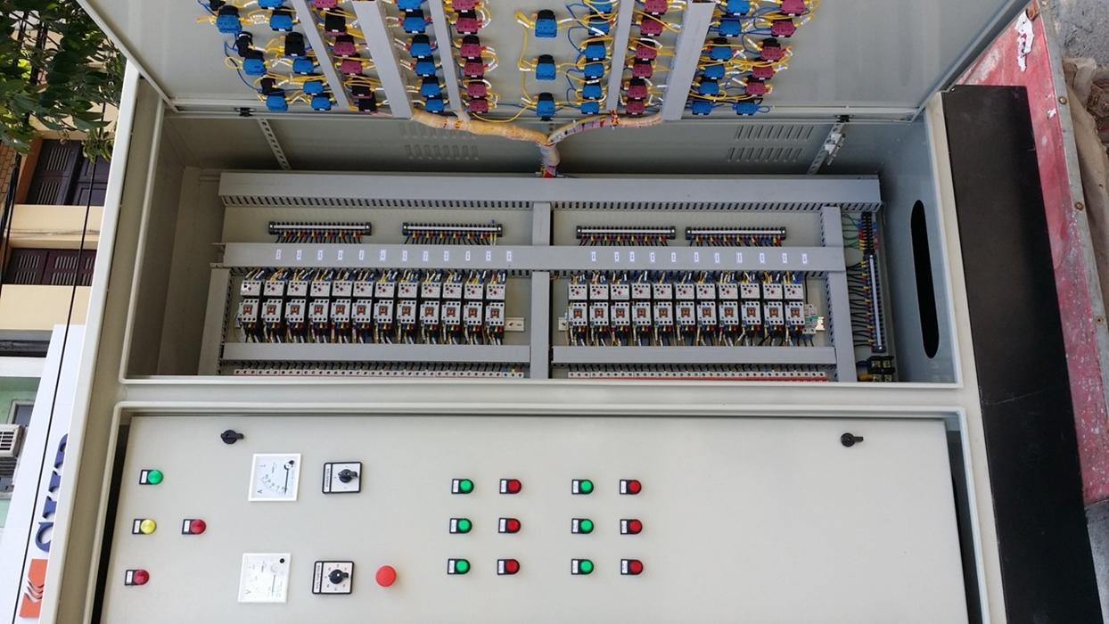 Picture for category Tủ điều khiển Xử lý nước thải