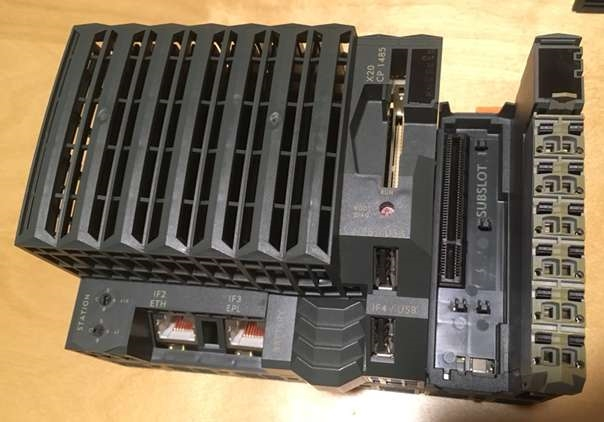 Picture of CPU B&R X20 CP 1485