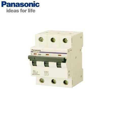 Picture of MCB Panasonic BBD3063CNV 3P, 06A, 6kA