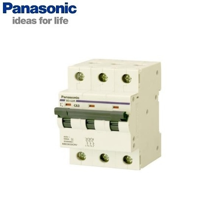 Picture of MCB Panasonic BBD3163CNV 3P, 16A, 6kA