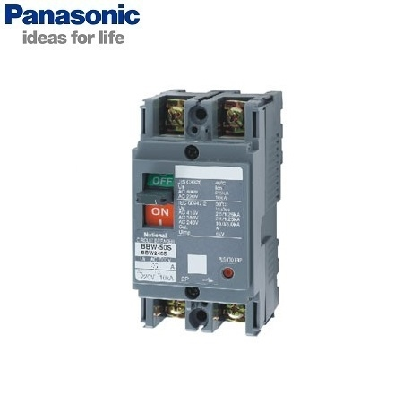 Picture of MCCB Panasonic BBW250SKY 2P 50A