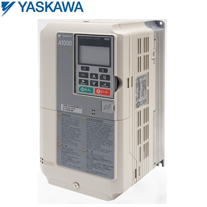 Picture of Biến Tần Yaskawa CIMR-AA2A0006 0.75kW 3 Pha 200V