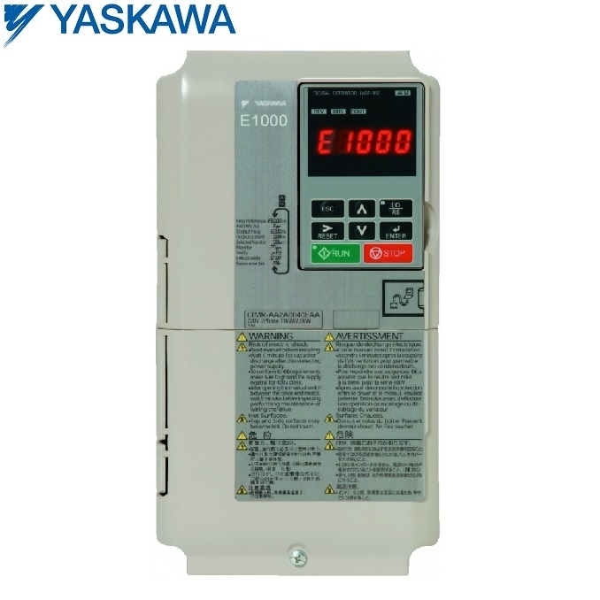 Picture of Biến Tần Yaskawa CIMR-EB4A0002 0.75kW 3 Pha 400V
