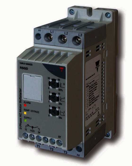 Picture for category Khởi động mềm Carlo Gavazzi