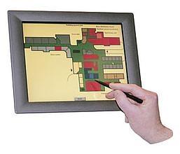 Picture of Bảng điều khiển cảm ứng Bender TPC-60S