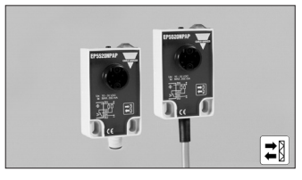 Picture of Cảm biến quang điện Carlo Gavazzi EP 5520 NPAP-1