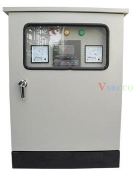 Picture of Vỏ tủ tụ bù VNECCO 400KVAR, kích thước H1400xW1000xD600