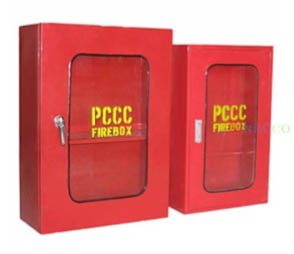 Picture of Vỏ tủ Cứu hỏa VNECCO H410xW230xD180, Tole = 1mm