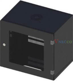Picture of Tủ C Rack 10U VNECCO VNC-R-10UD400-1
