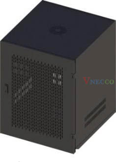 Picture of Tủ C Rack 15U VNECCO VNC-R-15UD400M-1