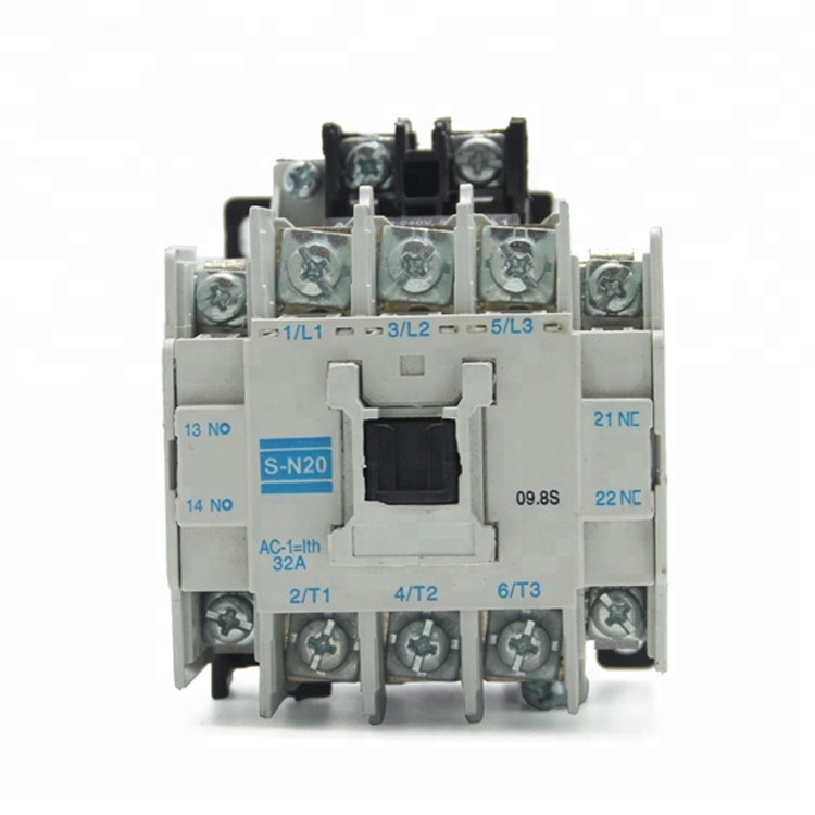 Picture for category Contactor Mitsubishi
