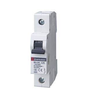 Picture of Cầu dao cách ly Mitsubishi KB-D 2P 63A