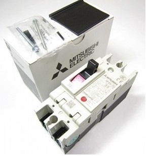 Picture of MCCB cắt ngắn mạch cao Mitsubishi H/L NF250-LGV 4P 50kA 125-160A