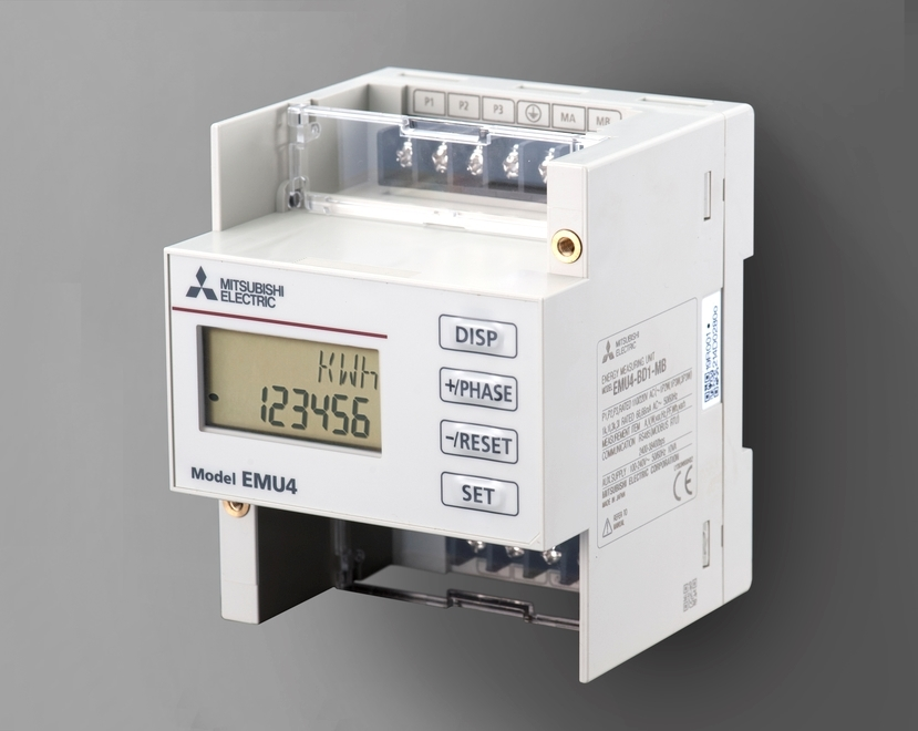 Picture of Đồng hồ đo điện Ecomonitorlight MITSUBISHI EMU4-HD1-MB