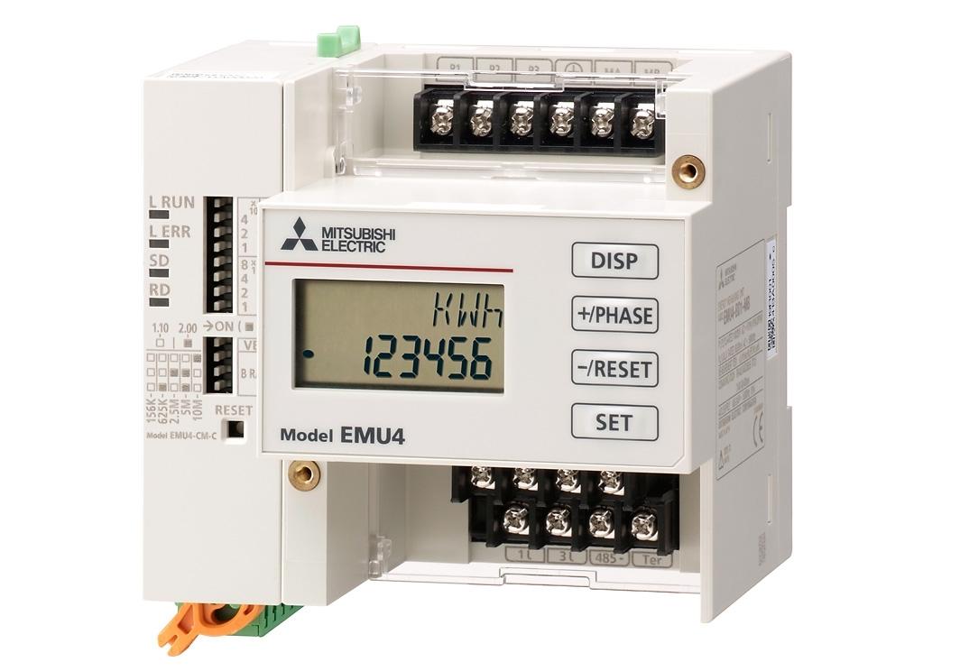 Picture of Đồng hồ đo điện Ecomonitorlight MITSUBISHI EMU2-RD2-C-4W