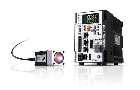 Picture of Bộ điều khiển với EtherCAT ZW-7000T Omron
