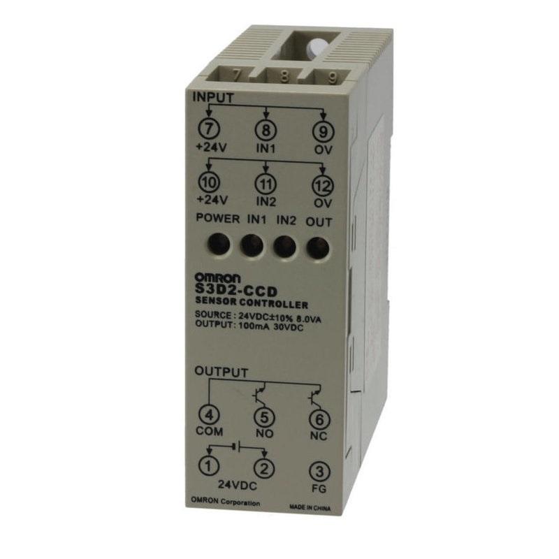 Picture of Bộ điều khiển cảm biến S3D2-CC-US Omron