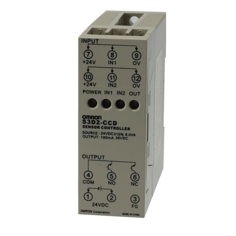 Picture of Bộ điều khiển cảm biến S3D2-CK Omron