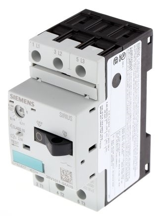 Picture of 3RV1011-0AA10 CIRCUIT BREAKER