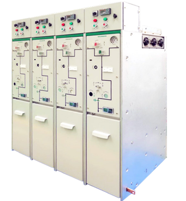 Picture of Tủ trung thế RMU TGOOD 24KV, TGS e-DeF (loại mở rộng)