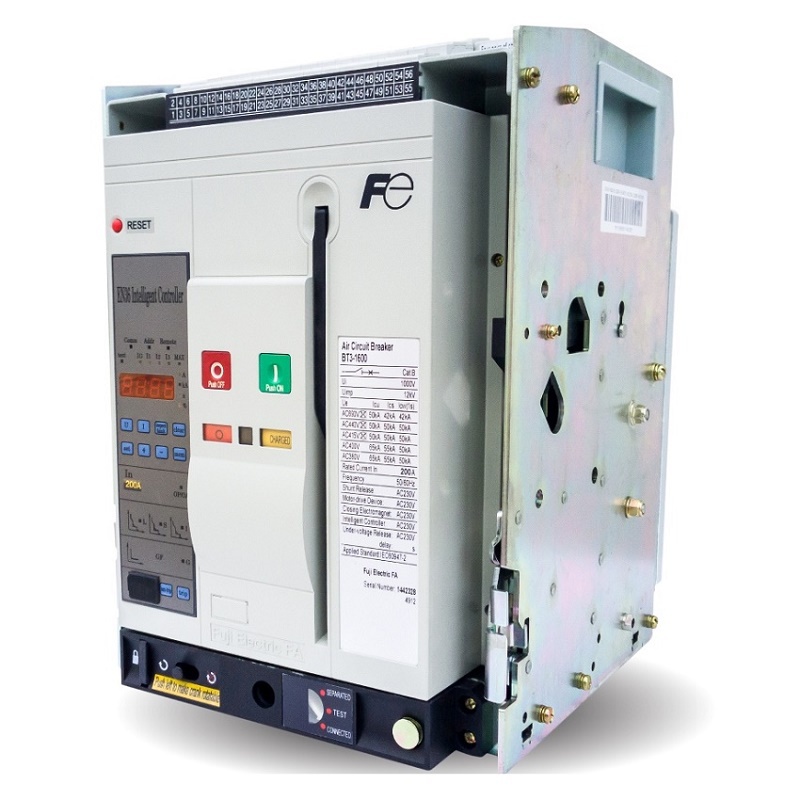 Picture of ACB Fuji BT3-1600X/30800E 800A 65kA 3P