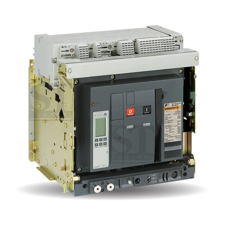 Picture of ACB Fuji DW084H2P 800A 100kA 4P