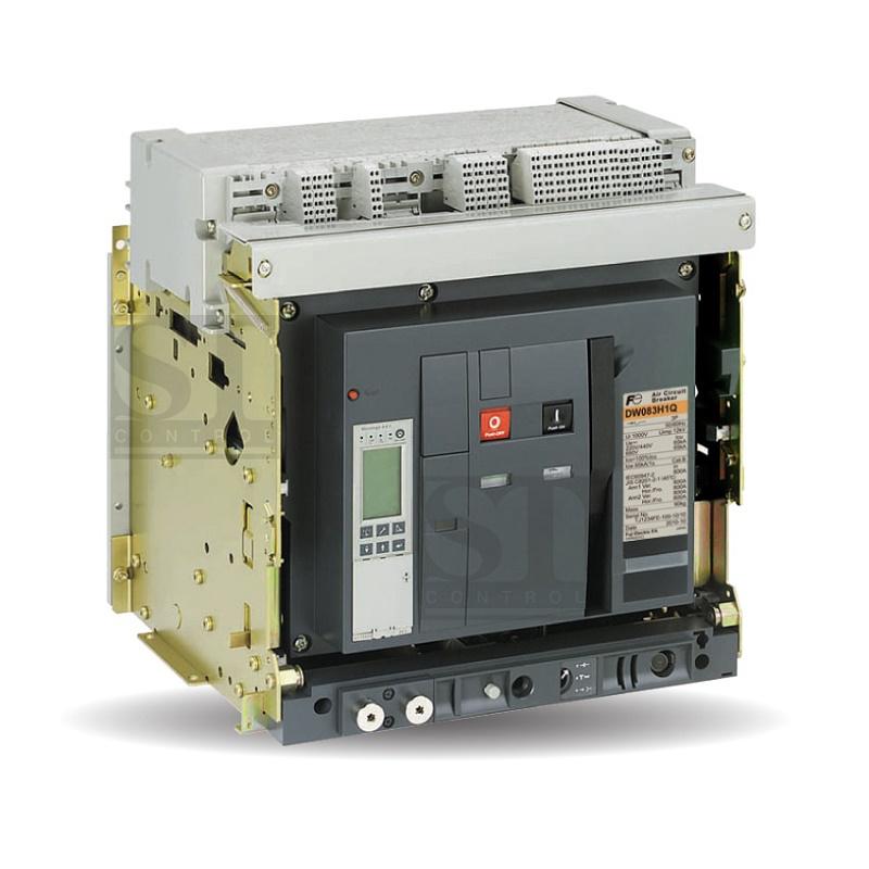 Picture of ACB Fuji DW254H1P 2500A 65kA 4P