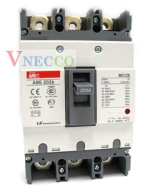 Picture of MCCB Metasol LS ABS63cM
