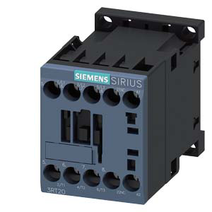 Picture of Khởi động từ 4kw 9A Contactor Siemens coil 110V AC 3RT2016-1AF02