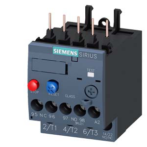 Picture of Overload relay-Rờ le nhiệt quá dòng 0.7-1A 3RU2116-0JB0
