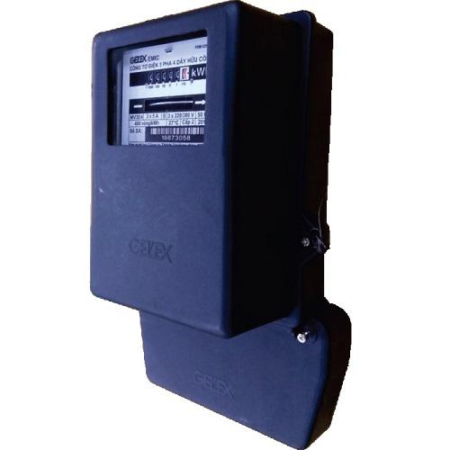Picture of Công tơ điện Emic 3 pha 4 dây gián tiếp 5(6)A 220/380V CL1