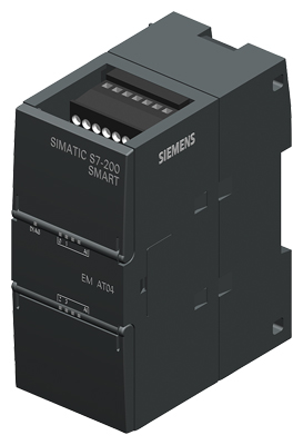 Picture of 200Smart analog Input SM AT04 TC, 4AI Siemens 6ES7288-3AT04-0AA0