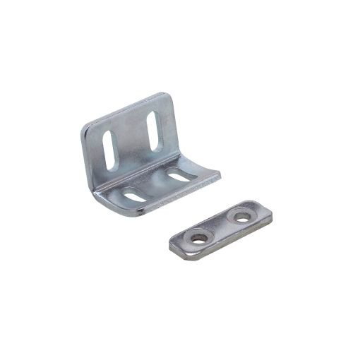 Picture of Adjustable angle bracket for safety light grids IFM EY3004